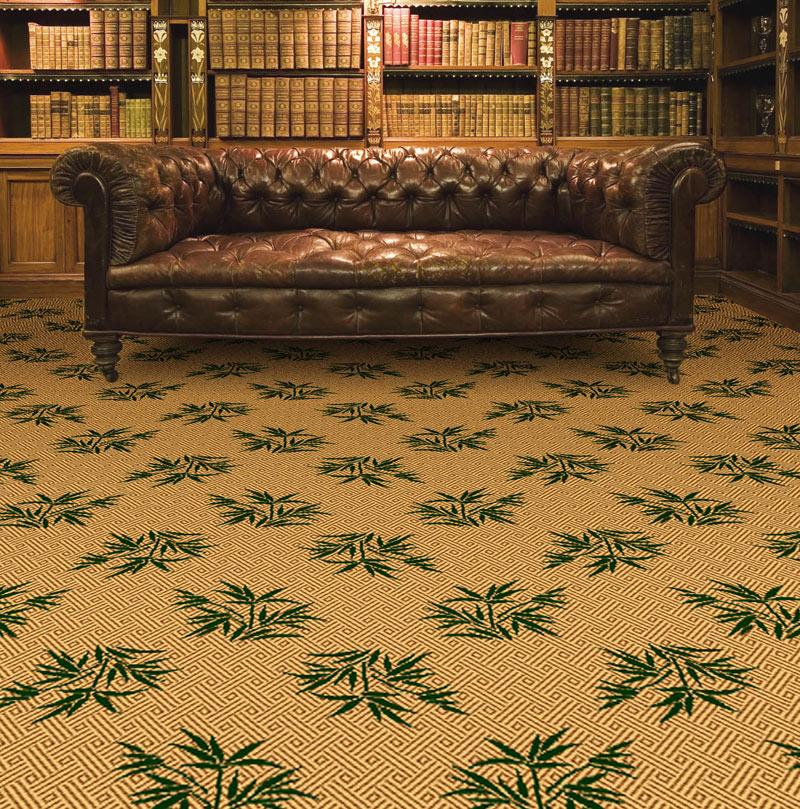 куче бамбуковый ковролин фото таком интерьере